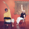 chair yoga training - pranashanti yoga centre