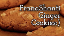 Our Ginger Cookies – PranaShanti Yoga Centre