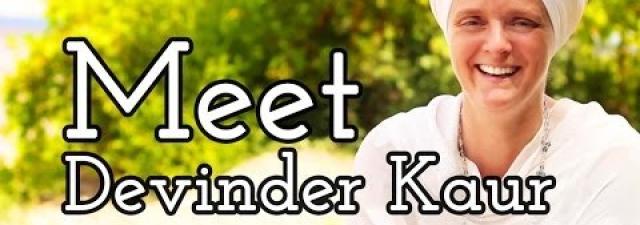 Meet Devinder Kaur, the woman behind PranaShanti