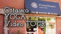 PranaShanti Ottawa Yoga Centre Tour