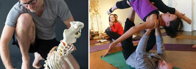 Explore The Benefits of Yin Yoga with Joe Barnett