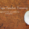 Hatha Yoga Teacher Training – 300 Hour
