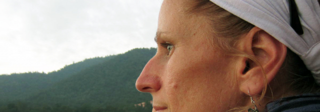 Running from Rishikesh: A Western Kundalini Yogi in India's Yoga Capital – by Victoria Lynes