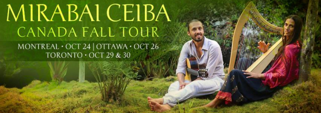 Mirabai Ceiba Sacred Chant Concert – Songs of Love & Longing