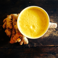 Turmeric Tea for Health and Longevity
