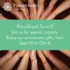 PranaShanti is Turning 7 – Celebrate With Us!