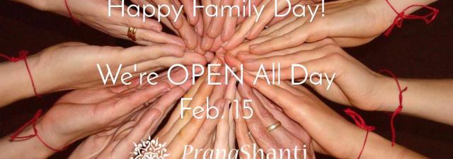 Family Day Ottawa