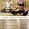 Join Our Autumn 40 Day Yoga Challenge!
