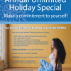 Annual Unlimited Holiday Special!
