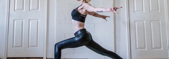 Sadie Nardini – My Yoga Style