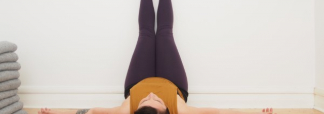 Restorative Yoga for Your Personal Practice