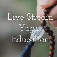 Live Stream Yoga Education