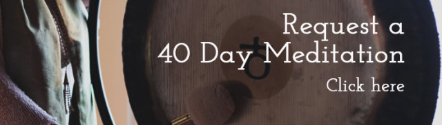 40 Day Meditation Request - PranaShanti Yoga Centre Ottawa