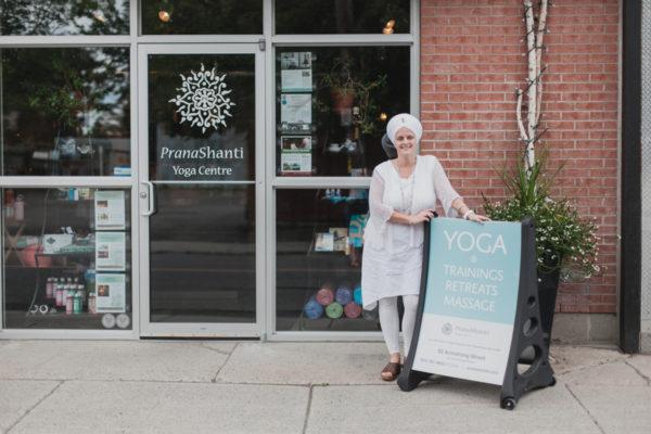 PranaShanti Yoga Centre - Hintonburg Yoga Ottawa
