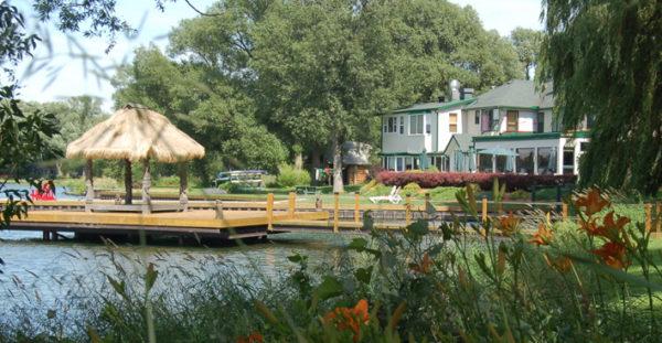 Kundalini Yoga Retreat Wolfe Island Ontario Pranashanti Yoga Centre