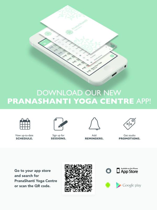PrintPromo-PranaShanti Yoga Centre