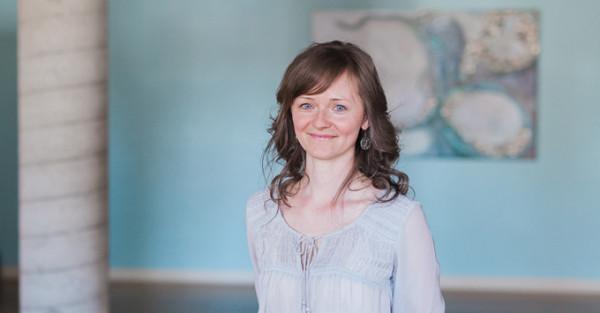 Joanna Wolczyk - PranaShanti Yoga Studio Hintonburg