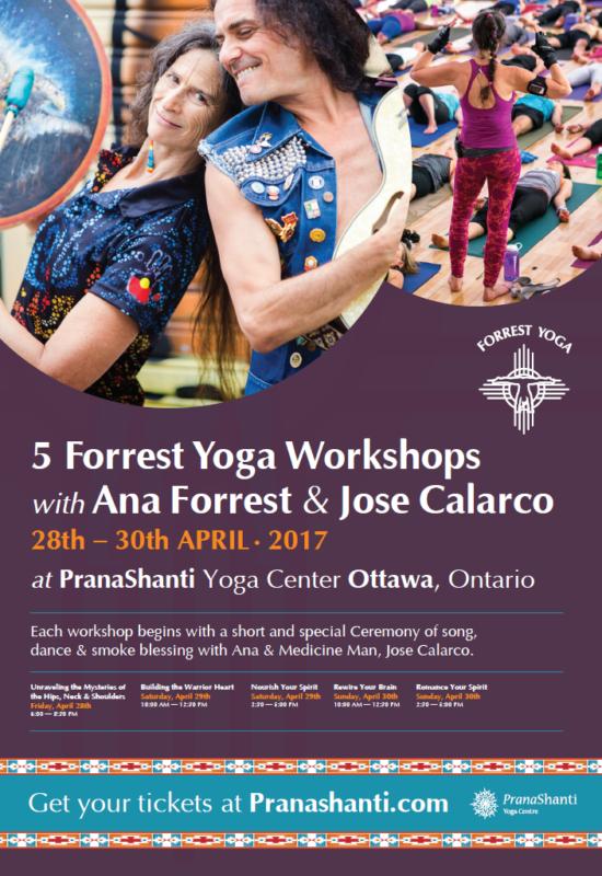 Ana Workshop Poster - April 2017