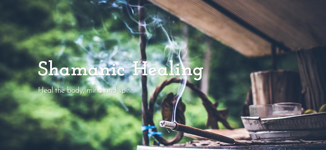 Shamanic Healing - PranaShanti Yoga Centre