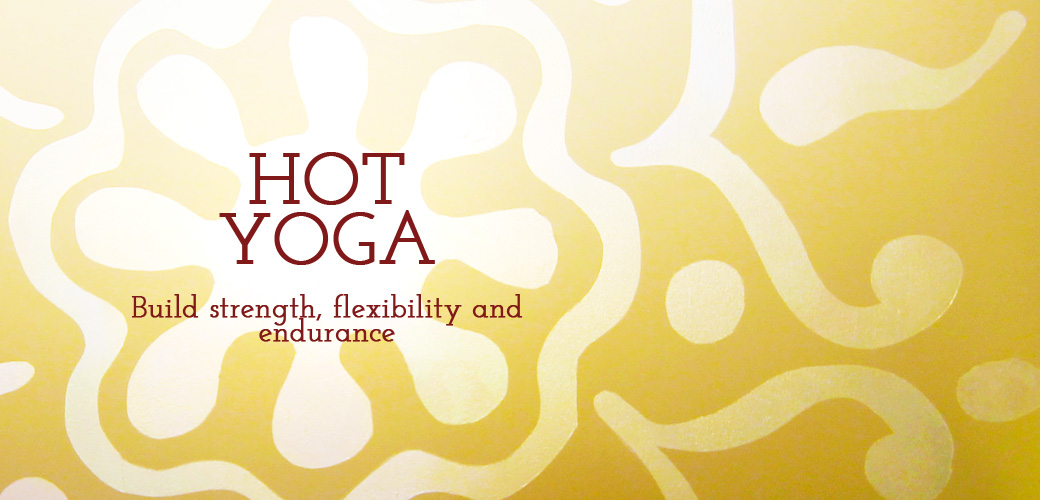 Get the Glow in 2014. Start with Hot Yoga 101 on Sunday, January 26.