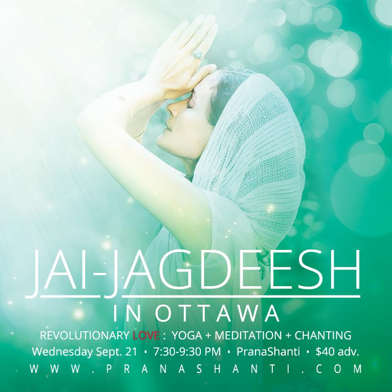 Jai-Jagdeesh in Ottawa