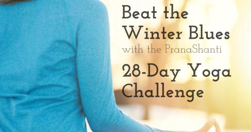 28-Day Yoga Challenge
