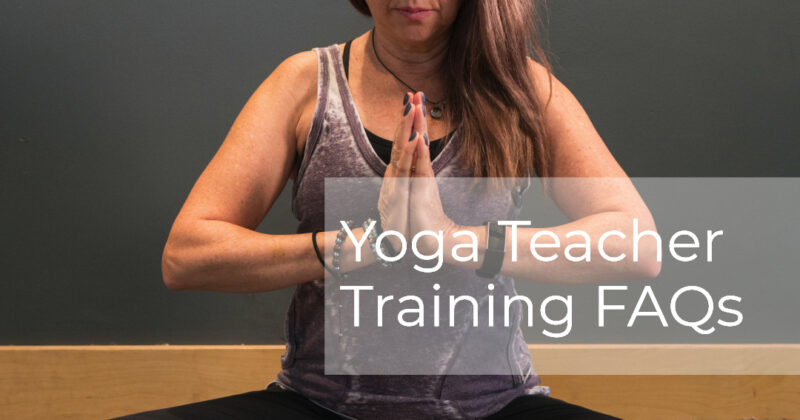 Yoga Teacher Training FAQs